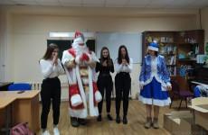 Пензенские школьники вступили в ряды волонтеров