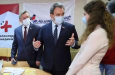 Председатель пензенского ЗакСобра пришел на помощь парализованной пензячке
