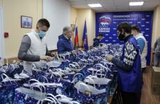 В Пензенской области началась акция «С Новым годом, ветеран!»