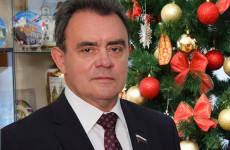 Валерий Лидин поздравил пензенцев с наступающими праздниками