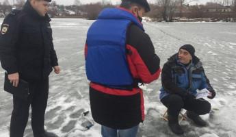В Пензе снова пришли к рыбакам с проверкой