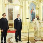 В Пензе Иван Белозерцев принял участие в Рождественском богослужении