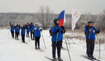 В Пензенской области в агитпоходе участвует около полутора тысяч человек