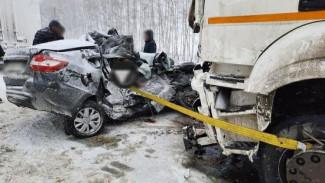 В Пензенской области в страшном ДТП погибли все, кроме ребенка