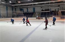 В Нижнем Ломове состоялся рождественский турнир по хоккею