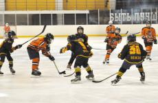 В Пензе стартовал турнир по хоккею «Золотая шайба»