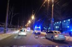 На улице Пушкина в Пензе насмерть сбили пешехода