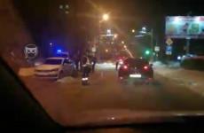 В центре Пензы под колесами иномарки погибла 22-летняя девушка