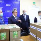 Пензенские медики, работающие в «красной зоне», получили продуктовые наборы