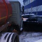 В Пензенской области ассенизаторская машина устроила массовое ДТП