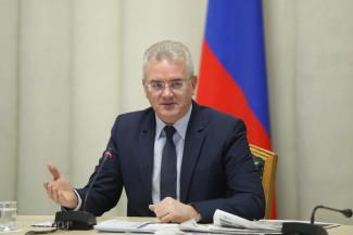 Иван Белозерцев запретил выезды детей из Пензенской области