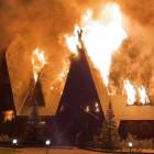 В МЧС назвали причину пожара в пензенском ресторане «Засека»