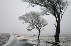Суббота встретит пензенцев снегом и сильным ветром