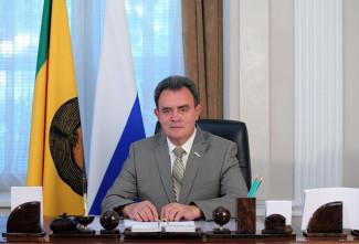 Валерий Лидин поздравил сотрудников Следственного управления СК РФ