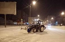 Андрей Лузгин: «Снега много. Будем вывозить в течение нескольких недель»