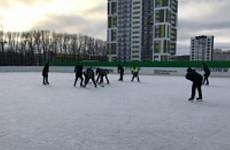 Из-за мороза в Пензе перенесли спортивные мероприятия