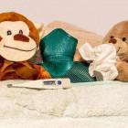 В Пензенской области за сутки коронавирус подтвержден у 40 детей