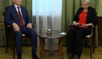 Стартовала прямая линия пензенского губернатора в «Одноклассниках»