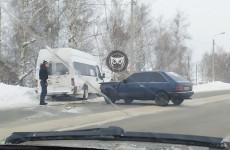 ДТП с микроавтобусом в Бессоновке прокомментировали в пензенском УГИБДД