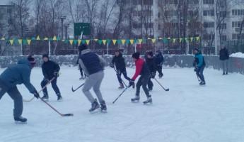 В Ленинском районе Пензы выявят лучшую хоккейную команду