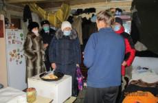В Пензе проверили 16 неблагополучных семей