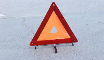 В Пензе неизвестный водитель сбил пешехода и сбежал с места ДТП
