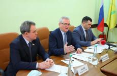 Валерий Лидин принял участие в VI Агрономическом форуме