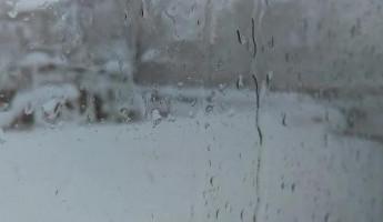 Завтра в Пензенской области ожидаются дождь, мокрый снег и гололед