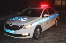 Пензенские госавтоинспекторы начали охоту на любителей пьяного вождения