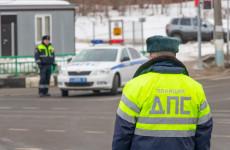 В Пензе поймали за рулем пьяного лихача
