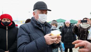 В Пензе Иван Белозерцев посетил открывшуюся городскую ярмарку