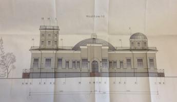Пензенцам показали, как будет выглядеть обновленный фасад планетария