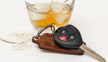 В Пензе поймали пьяного парня за рулем машины
