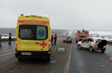 Страшная авария на окраине Пензы: на месте работали врачи