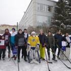 Определена лучшая хоккейная команда Ленинского района Пензы