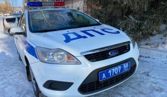 Около 50 пьяных водителей поймали в ходе рейдов в Пензе и области