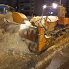 За последние сутки с улиц Пензы вывезли более 8 тысяч кубометров снега