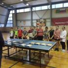 В Пензе подвели итоги соревнований по настольному теннису