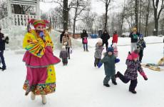 Маленьких пензенцев приглашают весело провести время в Детском парке