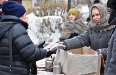 Пенза присоединилась к акции «Блокадный хлеб»