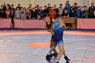 Борцы из Пензенской области завоевали 10 медалей во всероссийских соревнованиях
