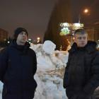 Мэр Пензы оценил работу по уборке снега с городских территорий