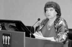 В Пензе стала известна дата прощания с экс-председателем Контрольно-счетной палаты Елизаветой Кошель