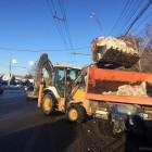 За последние сутки с улиц Пензы вывезли около 6 тысяч кубометров снега