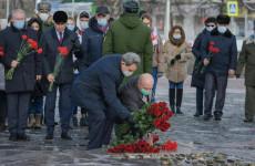 В Пензе прошел митинг в честь годовщины Победы в Сталинградской битве