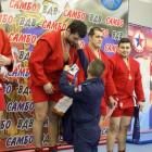 Призером всероссийских соревнований стал самбист из Пензенской области
