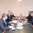 Белозерцев: Предприятия готовы к расширению взаимодействия с Беларусью