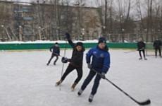 В Первомайском районе Пензы выявят лучшую хоккейную команду