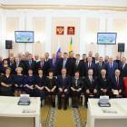 В региональном парламенте отметили 82-ю годовщину образования Пензенской области