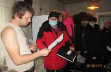 В Ленинском районе Пензы проверили 12 неблагополучных семей